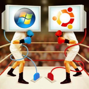 comparar ubuntu-9-10-vs-windows-7